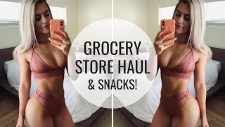 Healthy Grocery Shopping ESSENTIALS