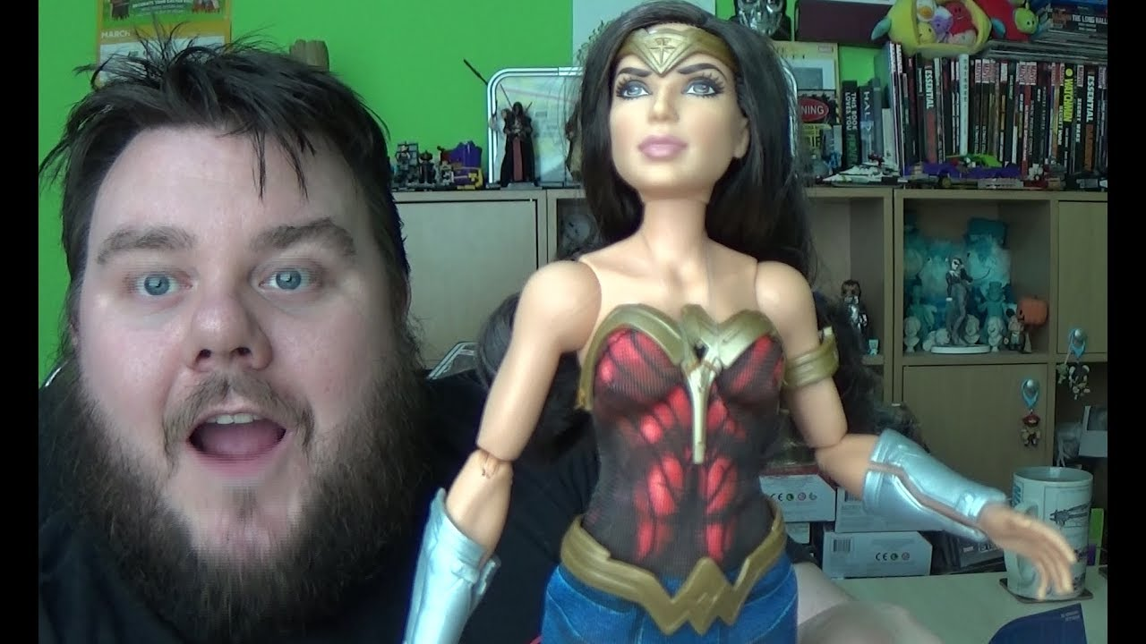 Doll review 2017 black label queen hippolyta doll face three - Dc Comics Wonder Woman Battle Ready 12 Inch Doll Mattel Toy Review