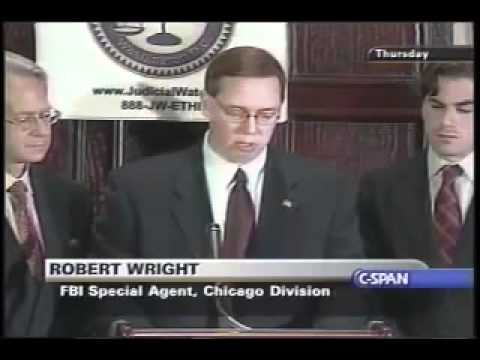 3x8) 9-11 FBI Whistleblower Robert Wright Testimony