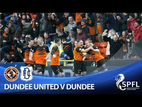 Extended highlights as United demolish Dundee in derby