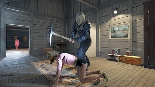 EL PILLA PILLA!!!!  - FRIDAY THE 13th: THE GAME