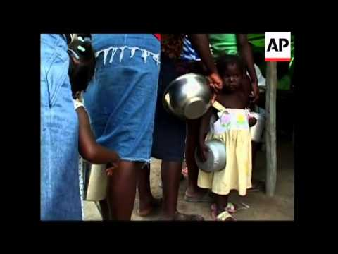 WFP calls for countries to donate US$100 million to fight malnutrition