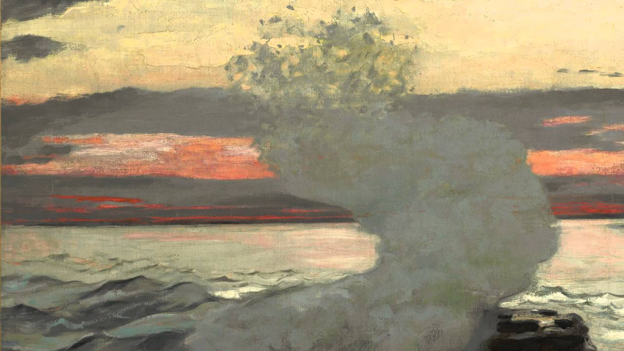Winslow Homer West Point Prout S Neck 1900 Youtube