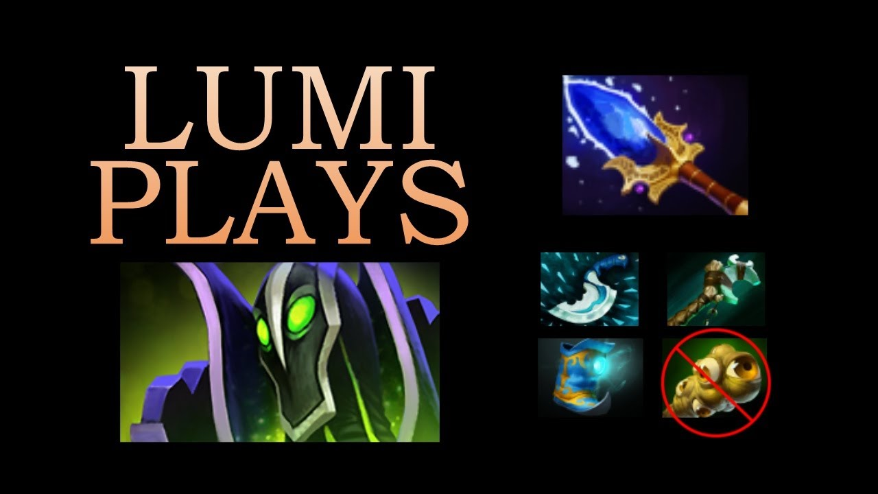 Dota2 Lumi Plays Rubick with Aghanim's Scepter