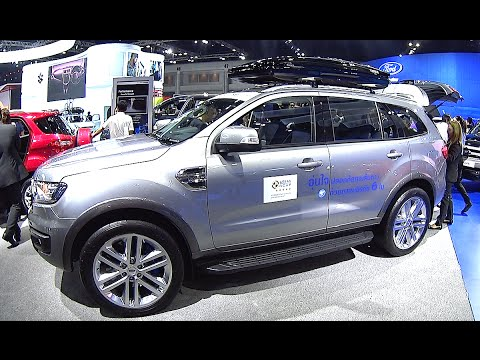 2016, 2017 Ford Everest 2 2 liter four cylinder
