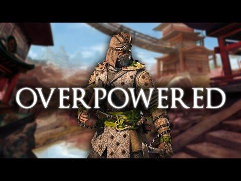 For Honor - Overpowered Shinobi