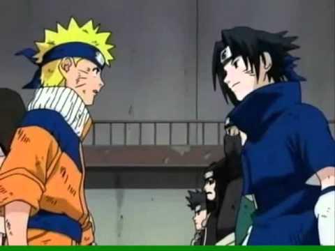 Thousand Foot Krutch - Naruto e Sasuke AMV 2012 Phenomenon