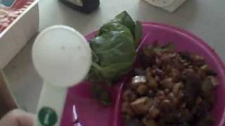 Nena's Tofu Turkey Salad Creation Recipe