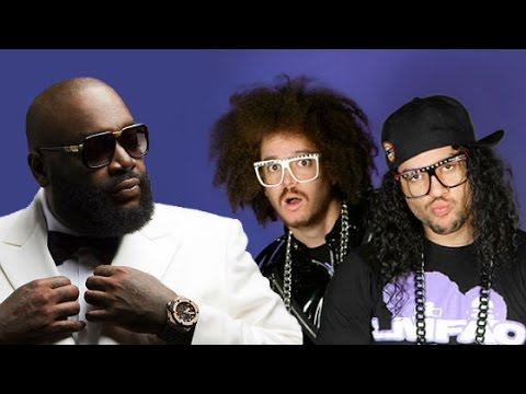 Rick Ross Re-Files Lawsuit Against LMFAO For Stealing 'EVERYDAY IM SHUFFLING' from his 2006 Hit song