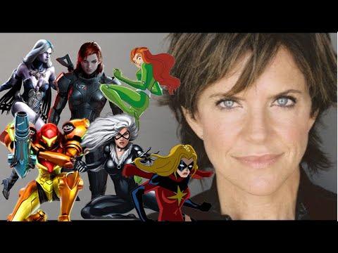 100 Roles of Jennifer Hale