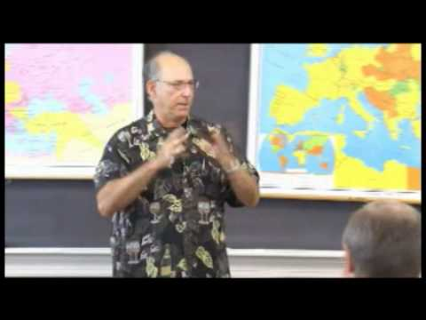 Prof. Robert Weiner: The Nature & Impact of WWI
