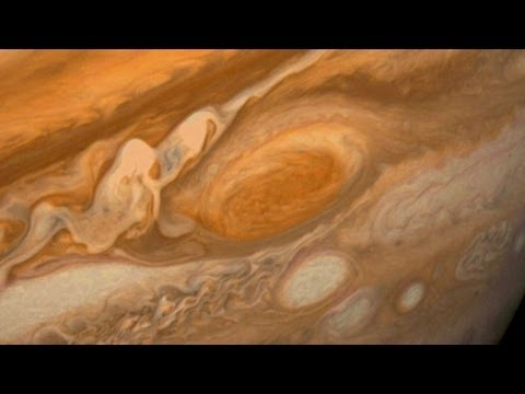 Deadliest Space Weather: What Makes Jupiter's Spot Red?