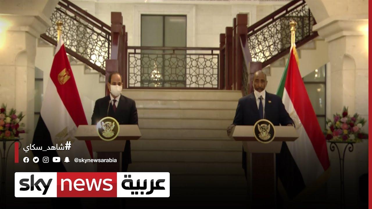 رئيس مجلس السيادة السوداني: نثمن مواقف مصر الداعمة للسودان في المرحلة الانتقالية  - نشر قبل 3 ساعة