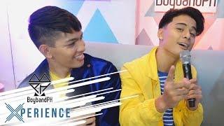 #BOYBANDPHXTeleBoyband: Joao and Russell sing