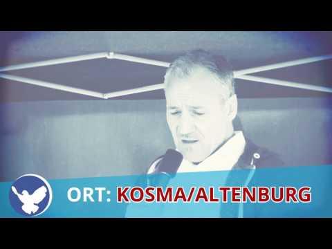 Geldsystemkonferenz Altenburg - Rico Albrecht - Christoph Hörstel - Prof. Franz Hörmann