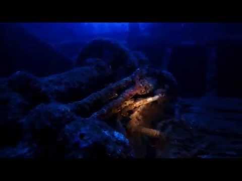 Le TOGO (2) - plongée épave - CAVALAIRE