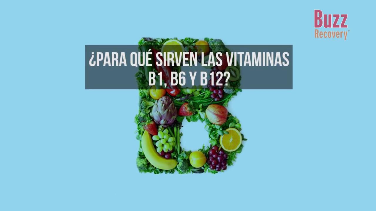 las multivitaminas tienen b12