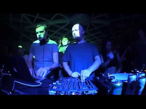 Ural 13 Diktators - Laser Karaoke played by Truss at Boiler Room London 2014