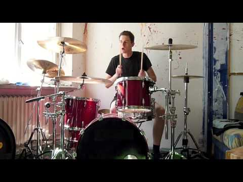 A Day To Remember - Mr. Highway`s Thinking About The End Drums