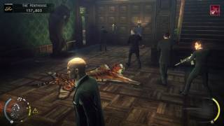 Hitman Absolution is a good game