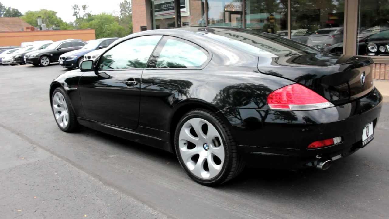 2006 Bmw 750i >> 2006 BMW 650i - Village Luxury Cars Markham - YouTube
