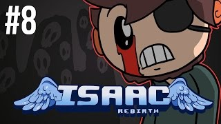 The Binding of Isaac: Rebirth - Episode 8 - Pitch Black