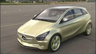 Mercedes-Benz Concept BlueZERO Videos