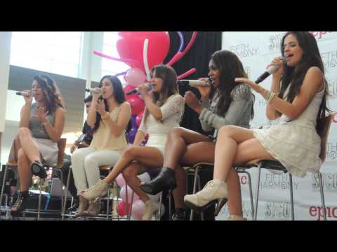 Fifth Harmony - Red (Cover) - San Diego, CA #HarmonizeAmerica