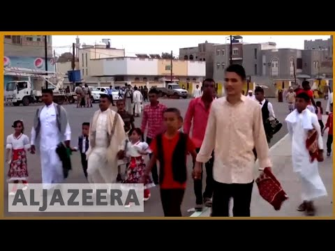 🇾🇪 War in Yemen: Eid Al-Adha a difficult time for Yemeni refugees | Al Jazeera English