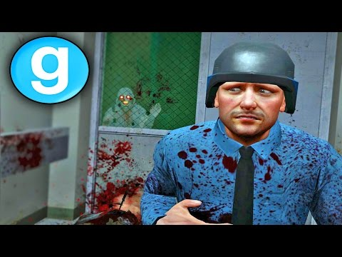 GMOD THE PURGE - THE SCARIEST KILLER!! (GMOD Gameplay)