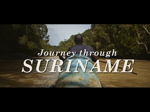 Journey Through Suriname