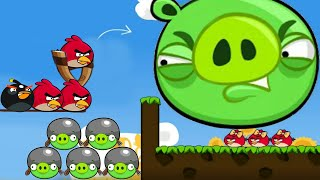 Angry Birds Online Games - Episode Angry Birds Boom 3 Levels 1-6 - Rovio Games