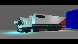 ROBLOX Build And Race - Catering Truck