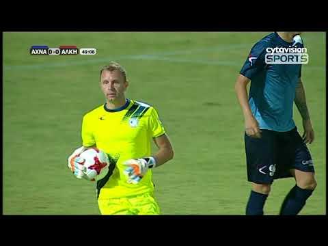 Ethnikos Achnas FC 0-0 Alki Oroklini