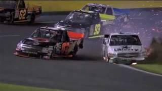 Best NASCAR crashes of 2011