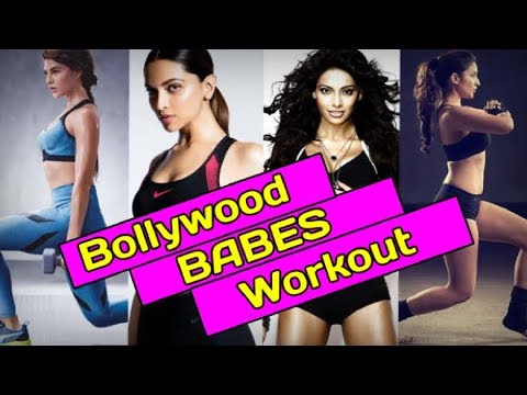 EXCLUSIVE Leaked Videos: Bollywood Actress Gym Workout