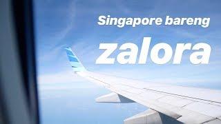 SINGAPORE BARENG ZALORA | MAKAN MAKANAN FAVORITE GW | TRUNK SHOW JACKWILLS