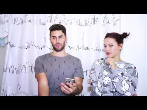 White girl with Persian boyfriend
