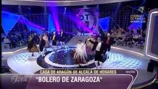 Bolero de Zaragoza - Casa de Aragón de Alcalá de Henares