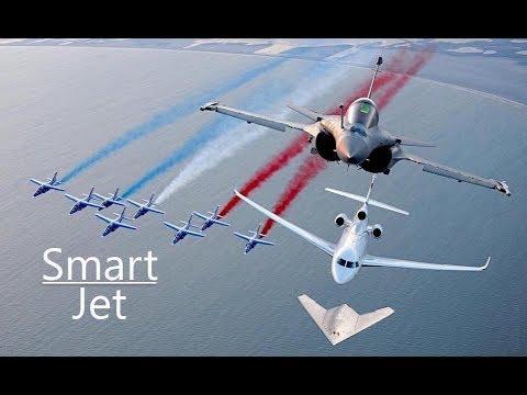 Histoire de Dassault | Smart Jet