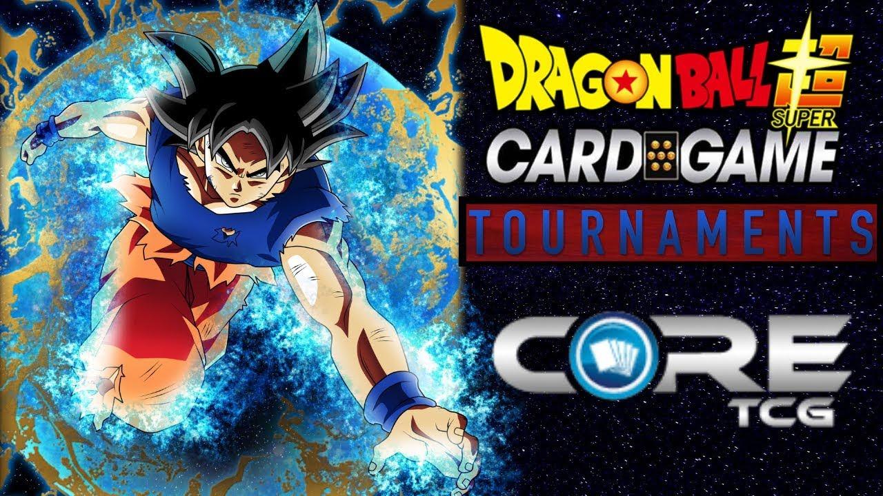 CORE TCG Tournament Battles! Dragon Ball Super Card Game