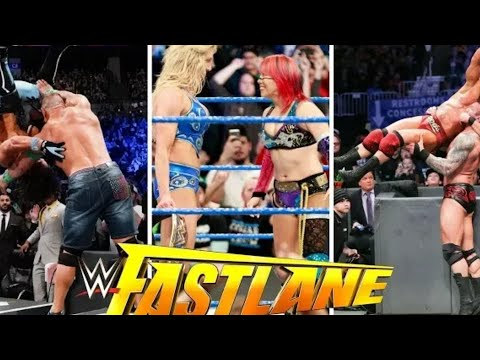 WWE FASTLANE 2018 HIGHLIGHTS HD - WWE FASTLANE 11TH MARCH 2018 HIGHLIGHTS HD thumbnail