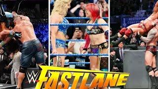 WWE FASTLANE 2018 HIGHLIGHTS HD - WWE FASTLANE 11TH MARCH 2018 HIGHLIGHTS HD
