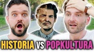 HISTORIA VS POPKULTRA (Reżyser Życia) - MaturaToBzdura