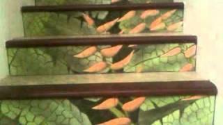 Melekula Stairway