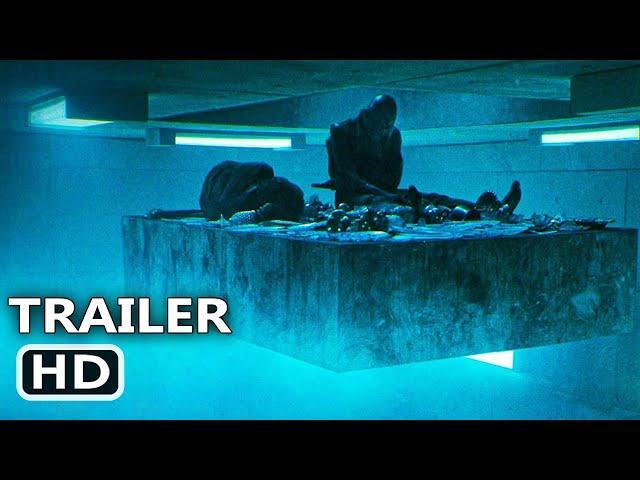 O POÇO Trailer Brasileiro DUBLADO (Horror, 2020)
