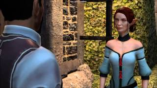 Dragon Age II -- Mark of the Assassin part 2 of 5 -- The Party and Heist