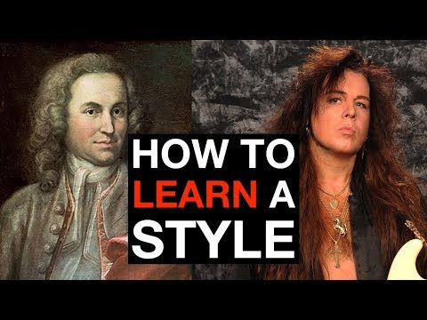 """Writing Music """"In Style"""": How To Absorb The Aesthetic Of A Musical Style"""