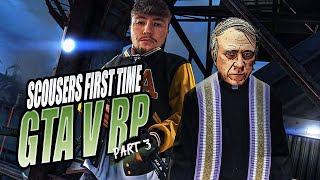 SCOUSER KIDNAPS PRIEST IN GTA RP?! (Grand Theft Auto V: Role Play)