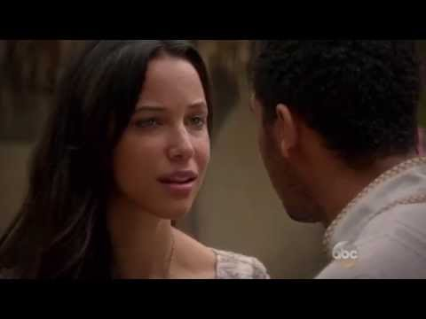 OUAT  5x07 'If you want to propose, go ahead' Merlin & Nimue